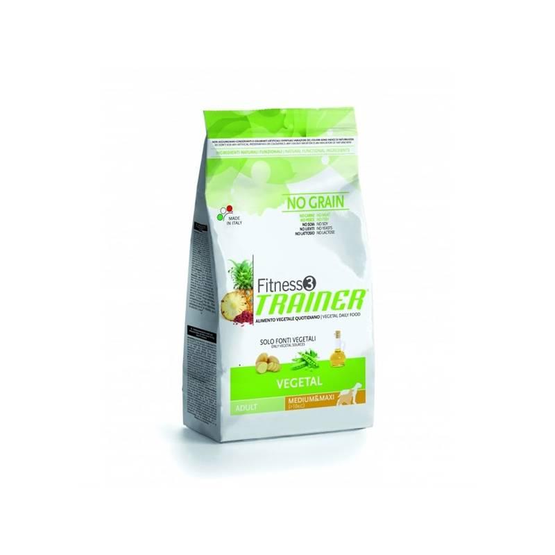 Granule Trainer Fitness3 Adult Medium/Maxi Vegetal 12,5 kg Antiparazitní obojek Scalibor Protectorband pro psy - 48 cm