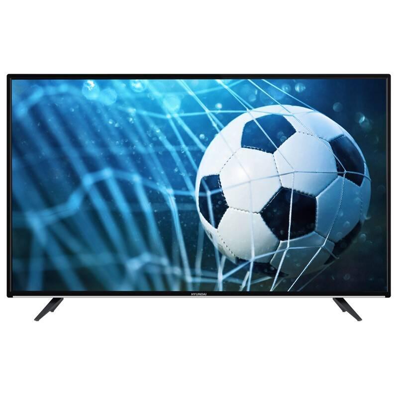 Televízor Hyundai ULW 50TS643 SMART čierna + Doprava zadarmo