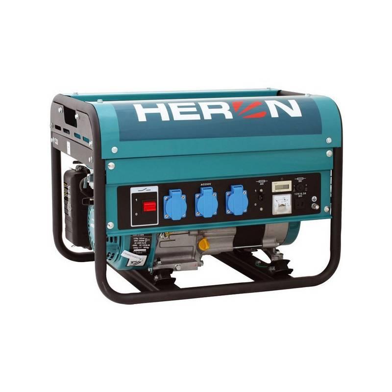 Elektrocentrála HERON EGM 25 AVR 5,5 HP + Doprava zadarmo