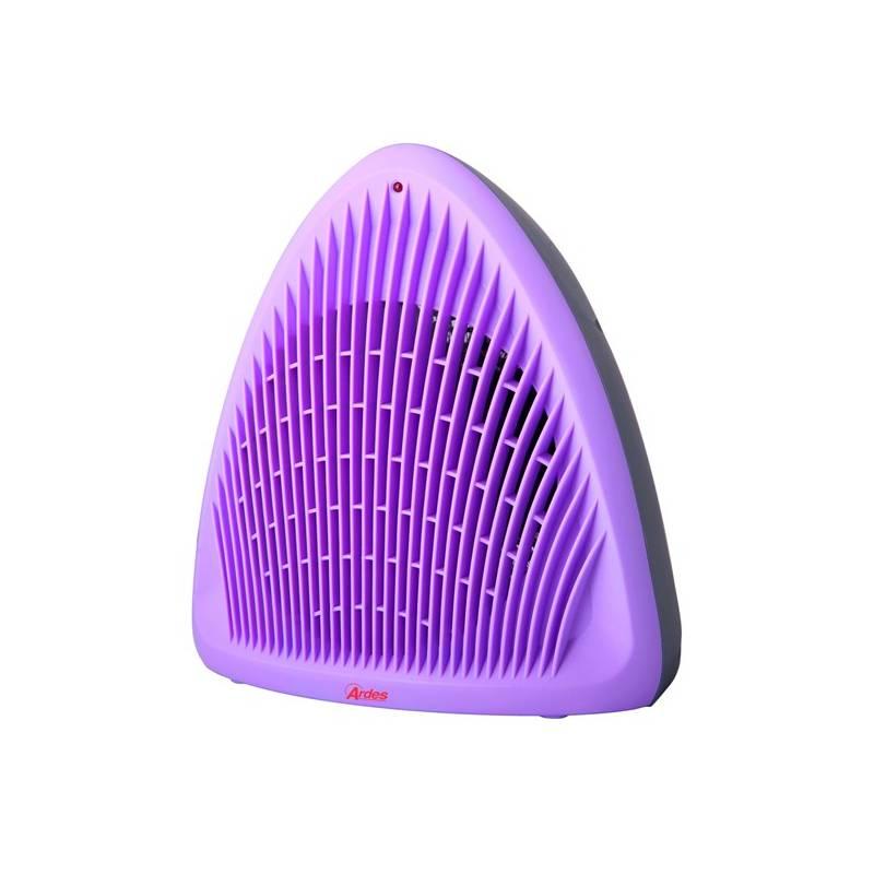 Teplovzdušný ventilátor Ardes 4F01V fialový