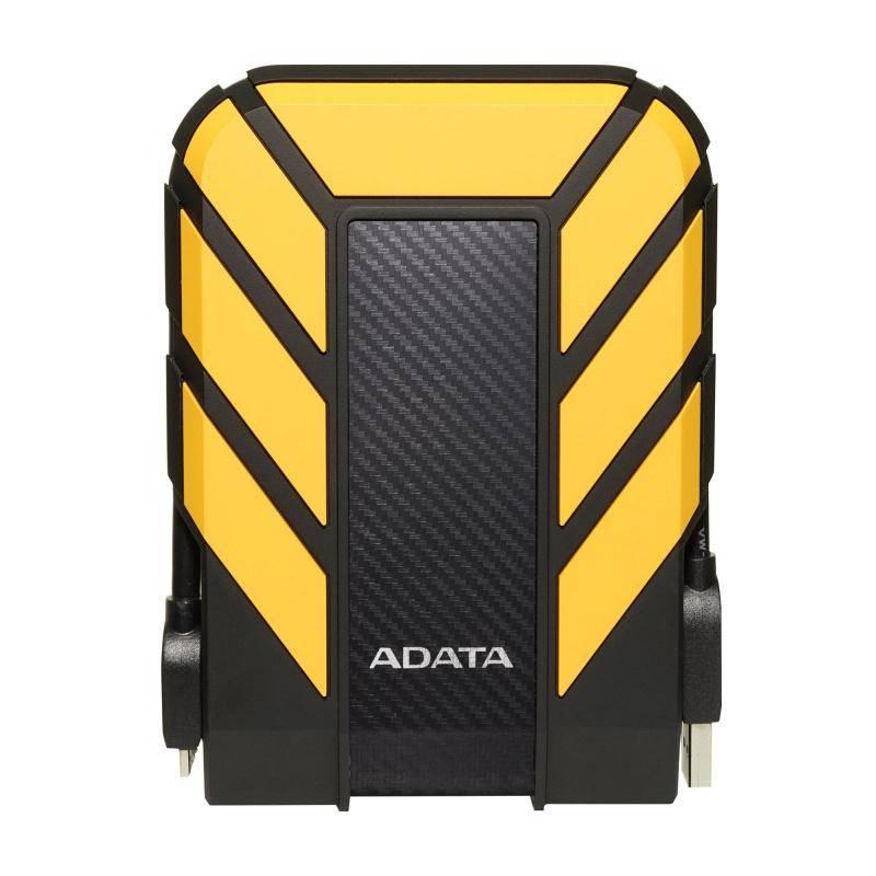 Externý pevný disk ADATA HD710 Pro 1TB (AHD710P-1TU31-CYL) žltý