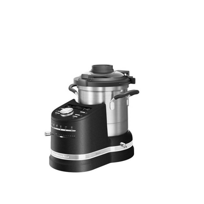 Kuchynský robot KitchenAid Artisan 5KCF0104EBK čierny + Doprava zadarmo