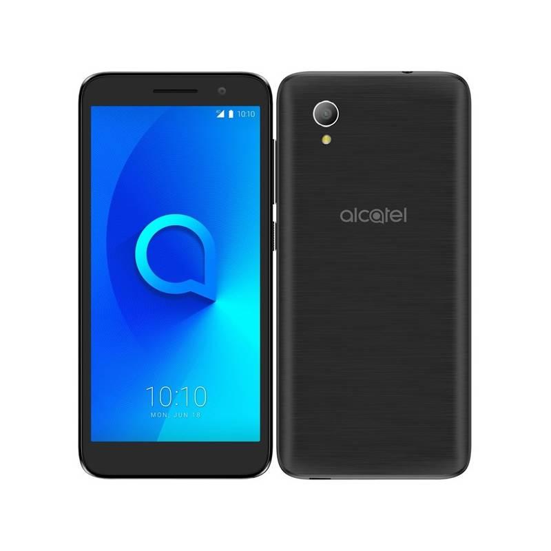 Mobilný telefón ALCATEL 1 5033D Dual SIM (5033D-2AALE11) čierny Software F-Secure SAFE, 3 zařízení / 6 měsíců (zdarma)
