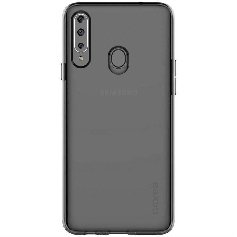 Kryt na mobil Samsung Galaxy A20s (GP-FPA207KDABW) sivý