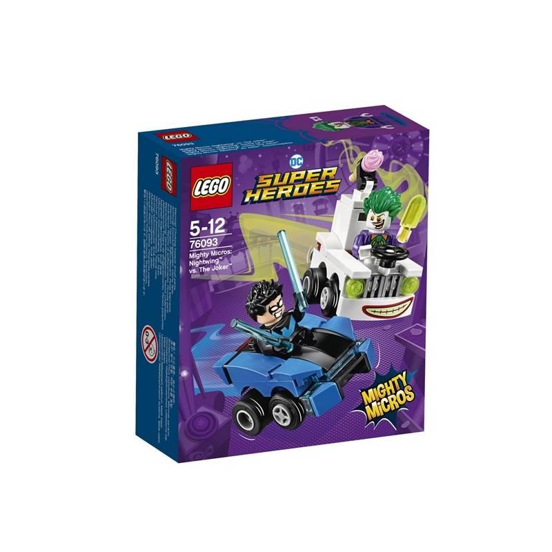 Stavebnica LEGO® SUPER HEROES 76093 Mighty Micros: Nightwing™ vs. Joker™