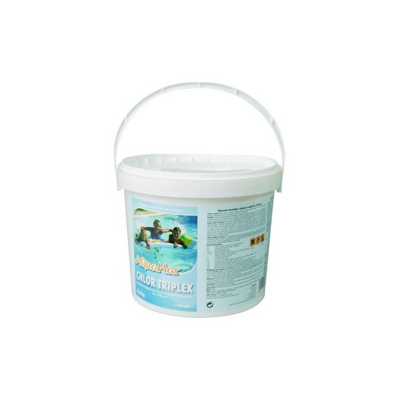 Bazénová chémia Marimex AQuaMar Chlor Triplex 4,6 kg + Doprava zadarmo