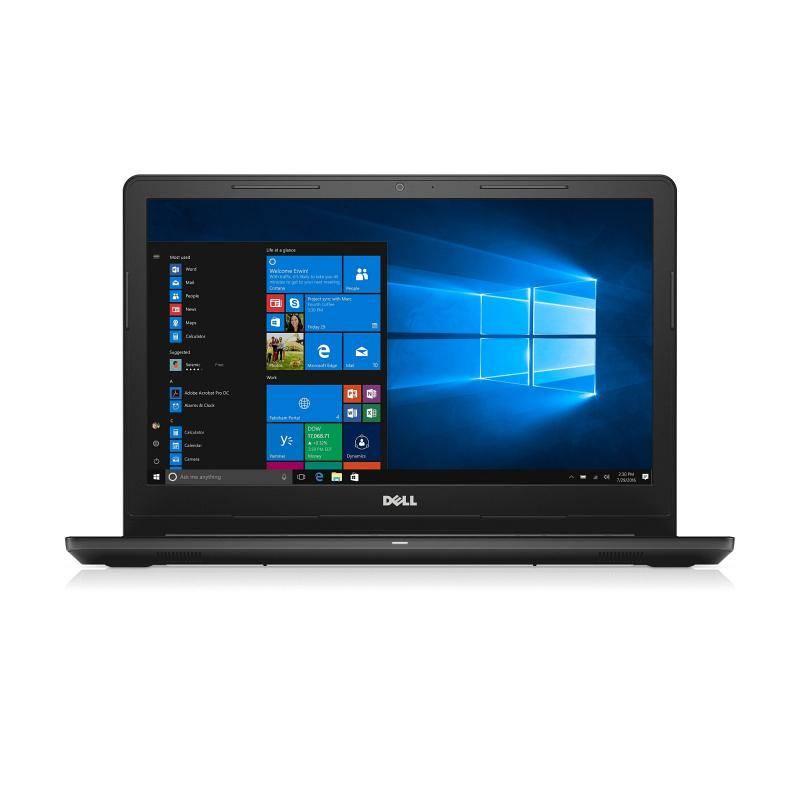 Notebook Dell Inspiron 15 3000 (3567) (N-3567-N2-515K) čierny + Doprava zadarmo