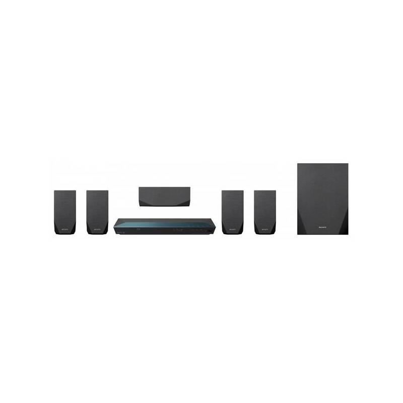 3D Domáce kino Sony BDV-E2100 3D Blu-Ray (BDVE2100.CEL)