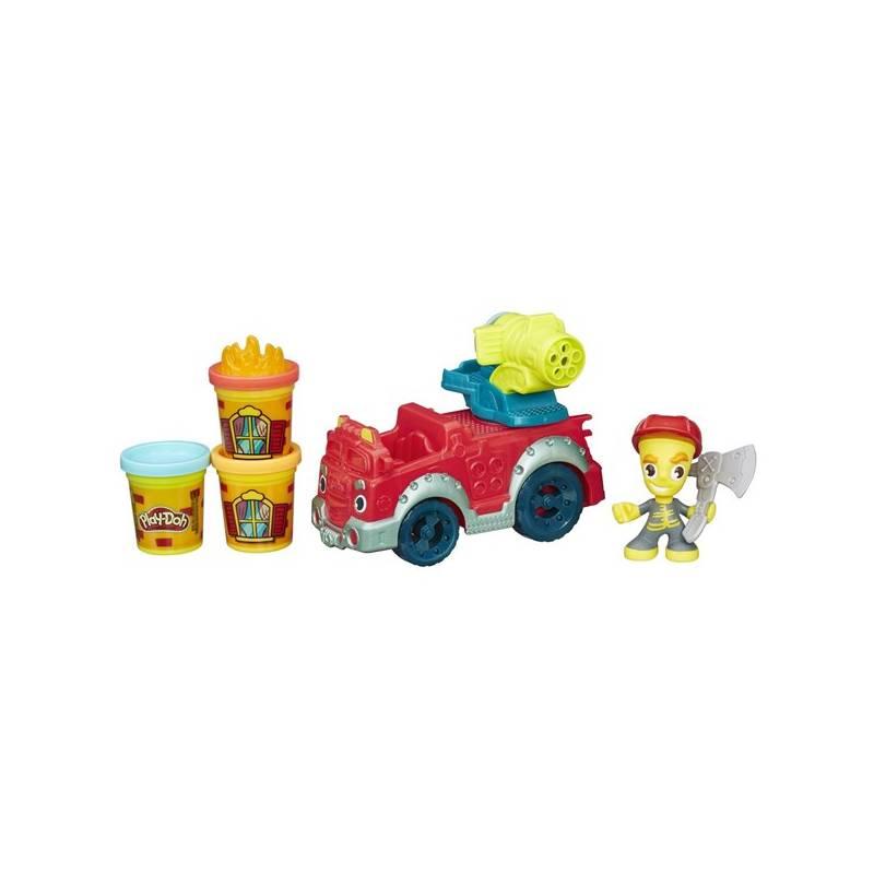 Play-Doh Hasbro town požární auto + Doprava zadarmo