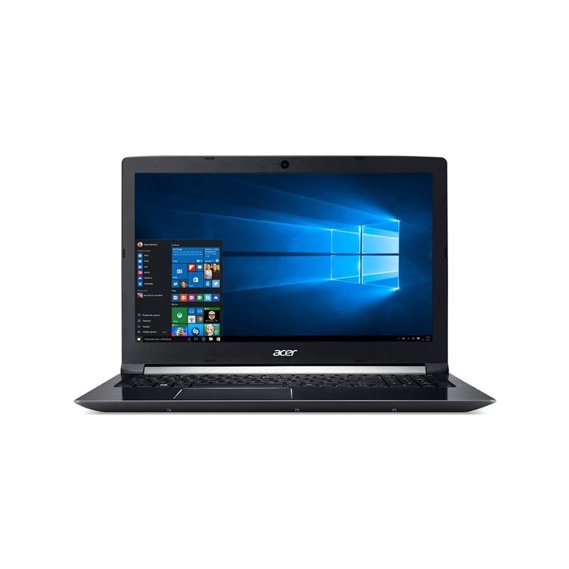 Notebook Acer Aspire 7 (A715-72G-72Z5) (NX.H23EC.002) černý