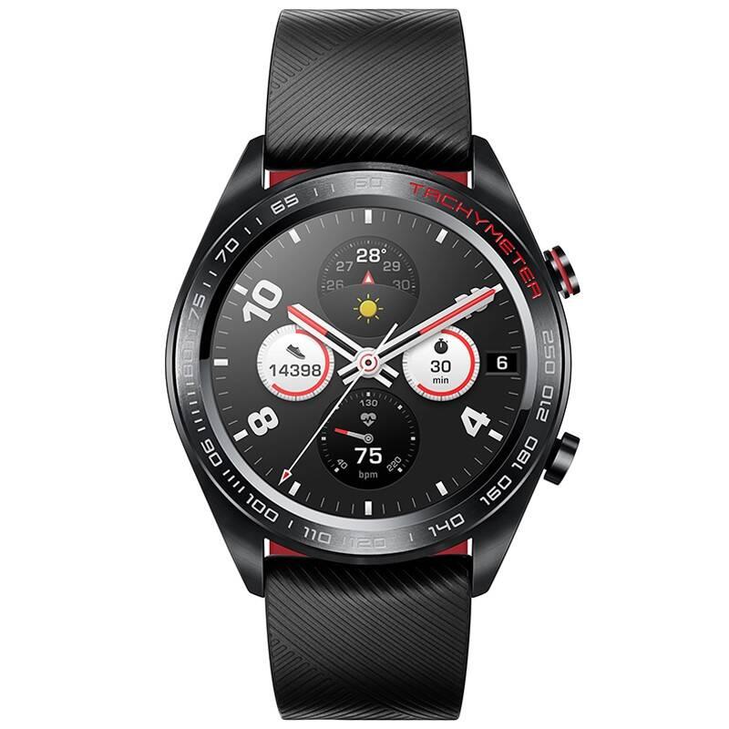 Honor Watch Magic (55023481) černý
