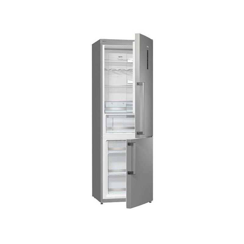 Kombinácia chladničky s mrazničkou Gorenje Superior NRK6193TX Inoxlook + Doprava zadarmo