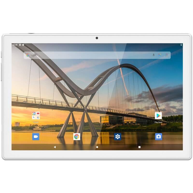 Tablet iGET SMART W202 (84000293) strieborný + Doprava zadarmo