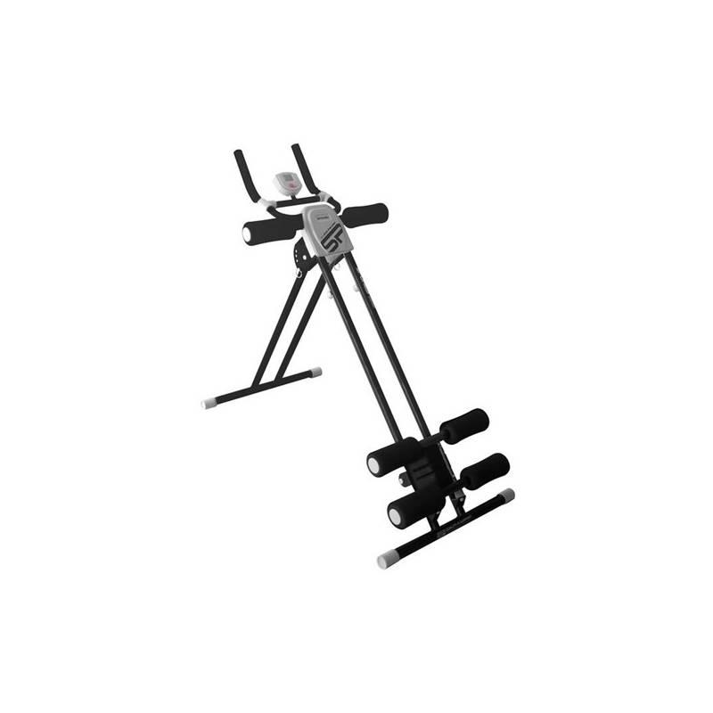 Posilňovací stroj Spokey s počítadlem Planker + Doprava zadarmo