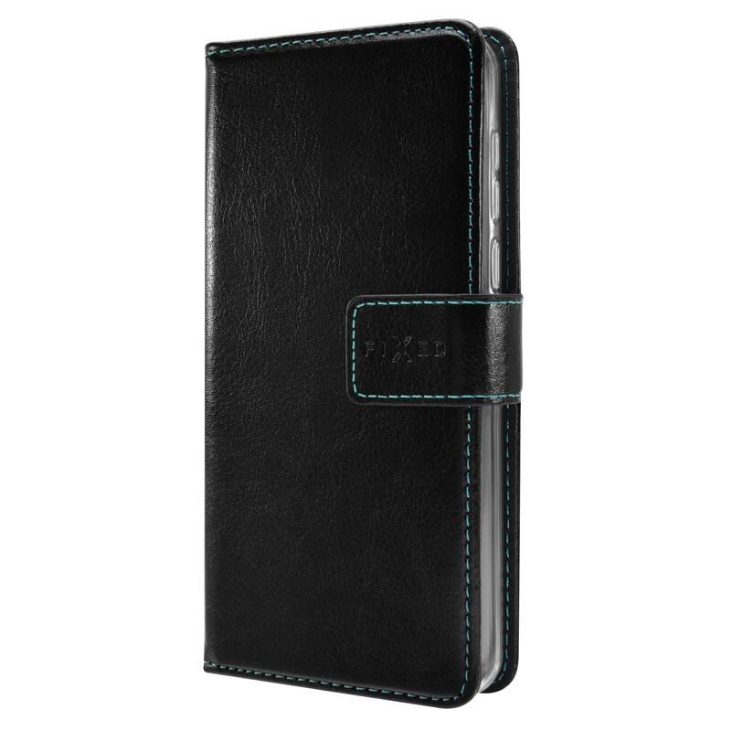 Pouzdro na mobil flipové FIXED Opus pro Sony Xperia 10 Plus (FIXOP-398-BK) černé