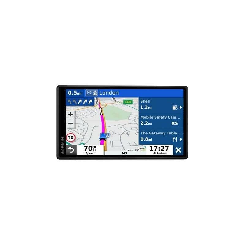 Navigační systém GPS Garmin DriveSmart 65T-D EU45 (010-02038-13) černá