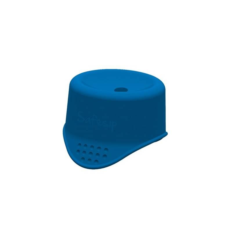 Ochrana před rozlitím nápoje SafeSip modrá