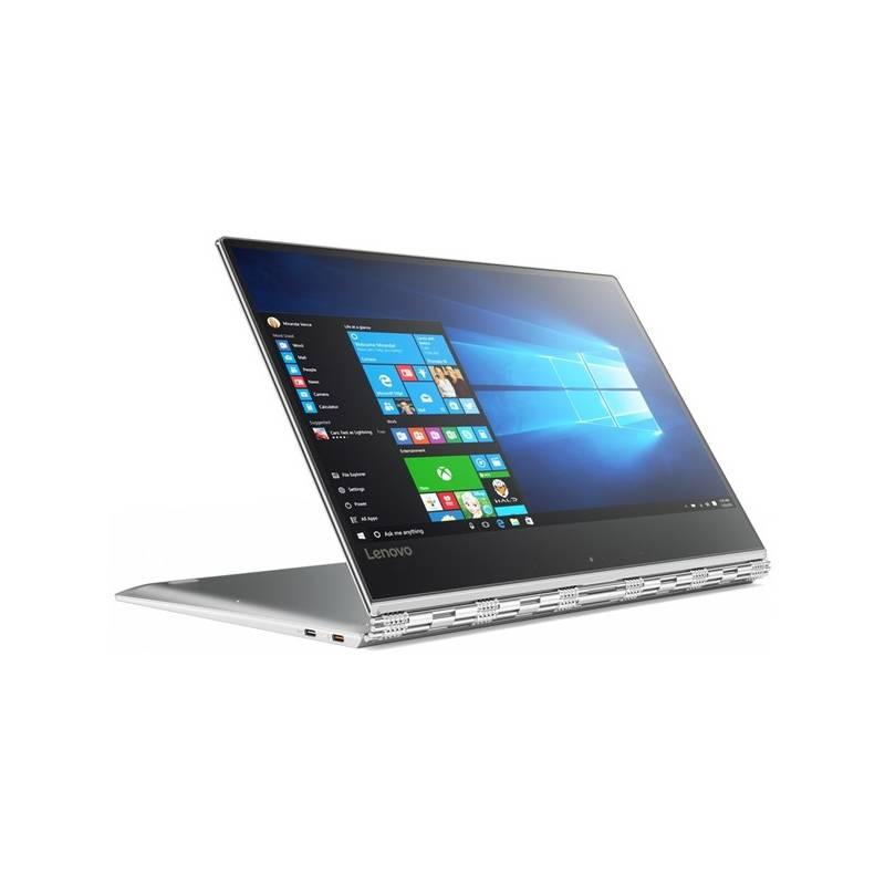 Notebook Lenovo YOGA 910-13IKB (80VF001PCK) strieborný + Doprava zadarmo