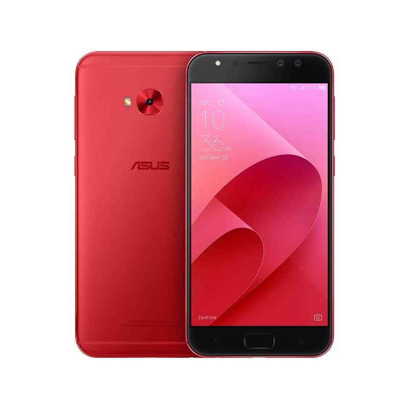 Mobilný telefón Asus ZenFone 4 Selfie Pro (ZD552KL-5C023WW) (ZD552KL-5C023WW) červený + Doprava zadarmo