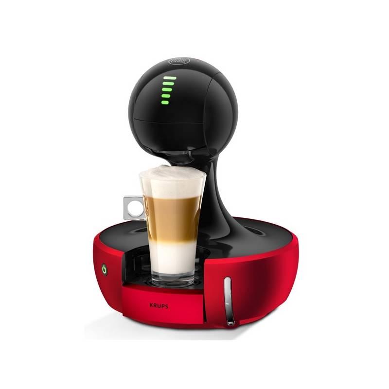 Espresso Krups NESCAFÉ Dolce Gusto Drop KP350531 červené  33029a0f48