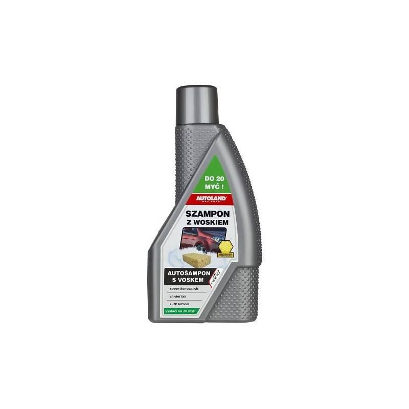 Autošampón Autoland Nano+ s voskem, 600 ml