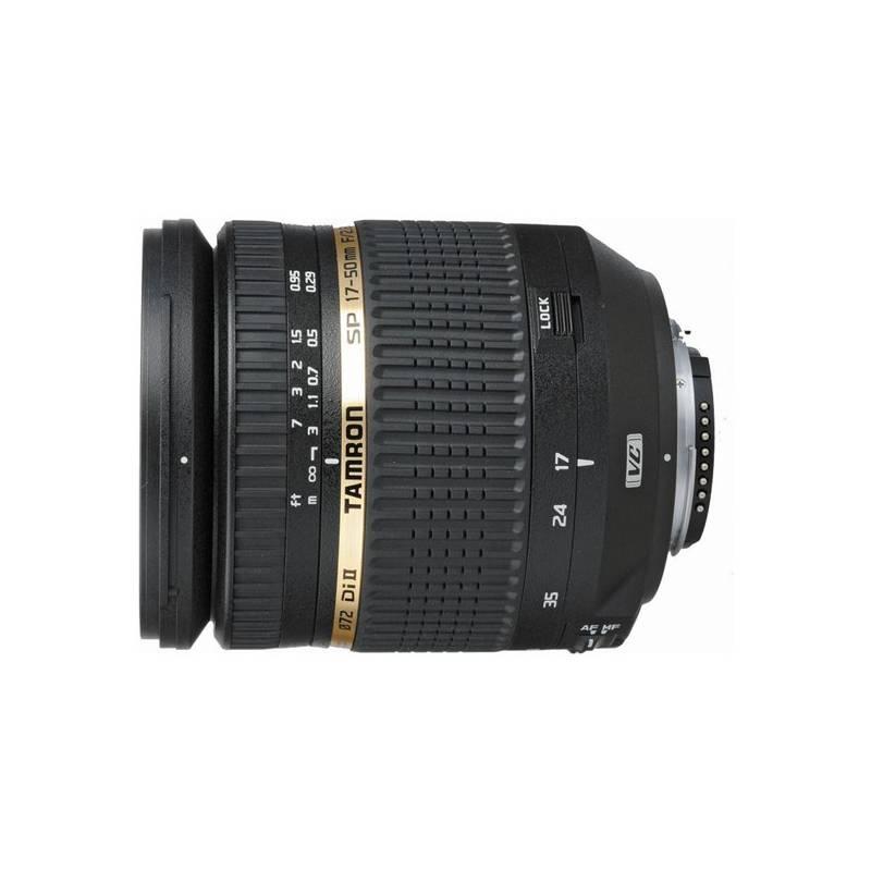 Objektív Tamron SP AF 17-50mm F/2.8 XR Di-II VC LD Asp. (IF) pro Canon (B005E) čierny