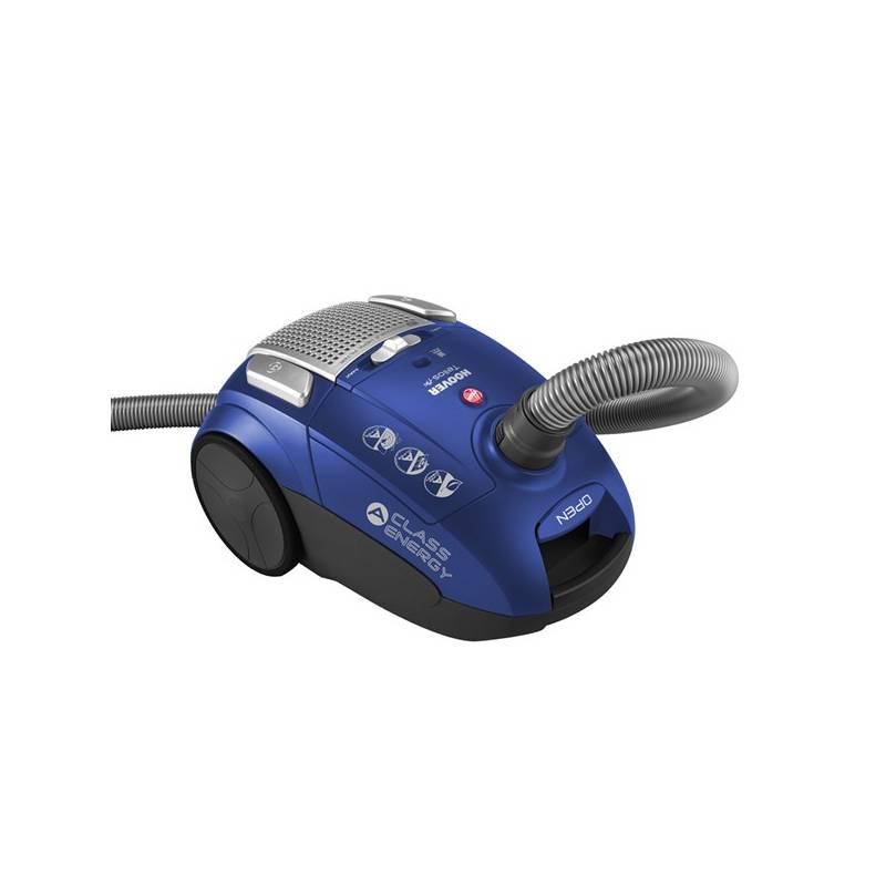 Podlahový vysávač Hoover Telios Plus TE70_TE30011 modrý + Doprava zadarmo