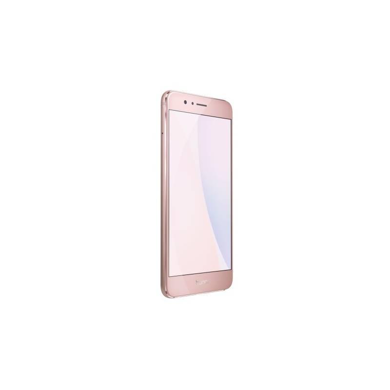 Mobilný telefón Honor 8 Dual SIM Premium 64 GB (51090YUJ) ružový + Doprava zadarmo