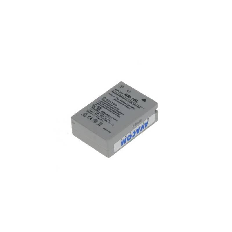 Akumulátor Avacom pro Canon NB-10L Li-Ion 7,4V 850mAh (DICA-NB10-365)