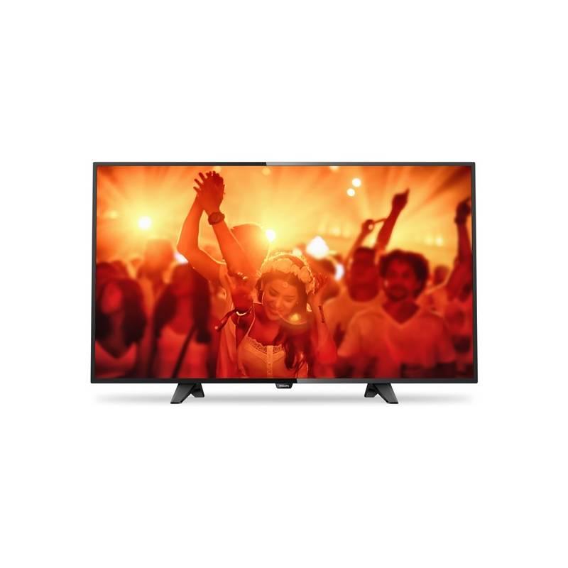 Televízor Philips 43PFS4131 čierna