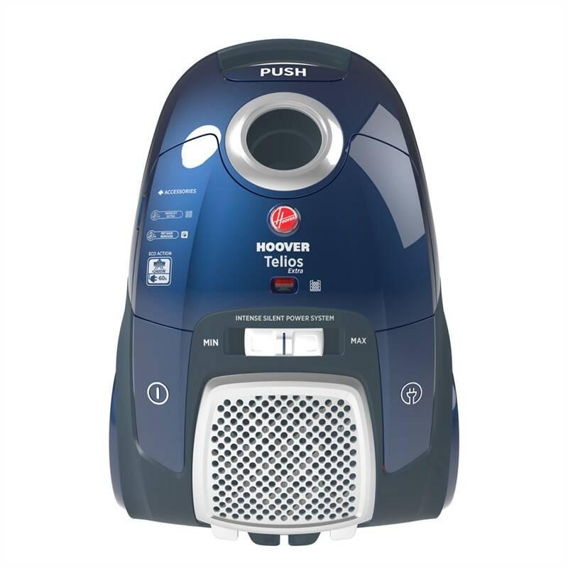Podlahový vysávač Hoover Telios Extra TX50PET011 modrý + Doprava zadarmo