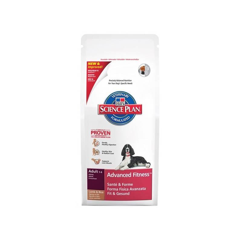 Granule Hill's Canine Adult Lamb&Rice 12 kg Antiparazitní obojek Scalibor Protectorband pro psy - 48 cm