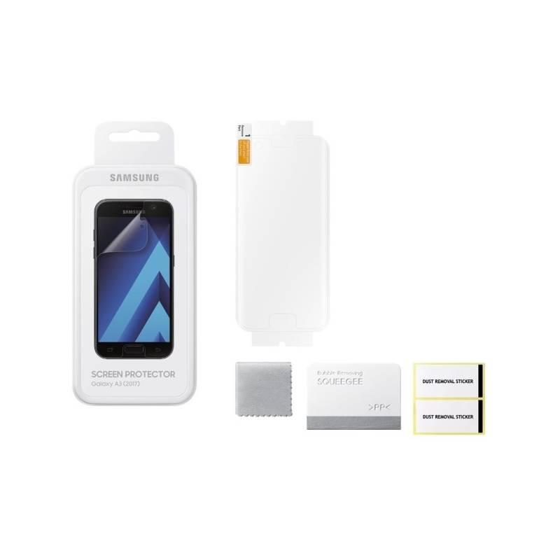 Ochranná fólia Samsung pro Galaxy A3 (2017) (ET-FA320CTEGWW) priehľadná