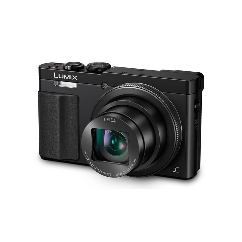 Digitálny fotoaparát Panasonic Lumix DMC-TZ70EP-K čierny