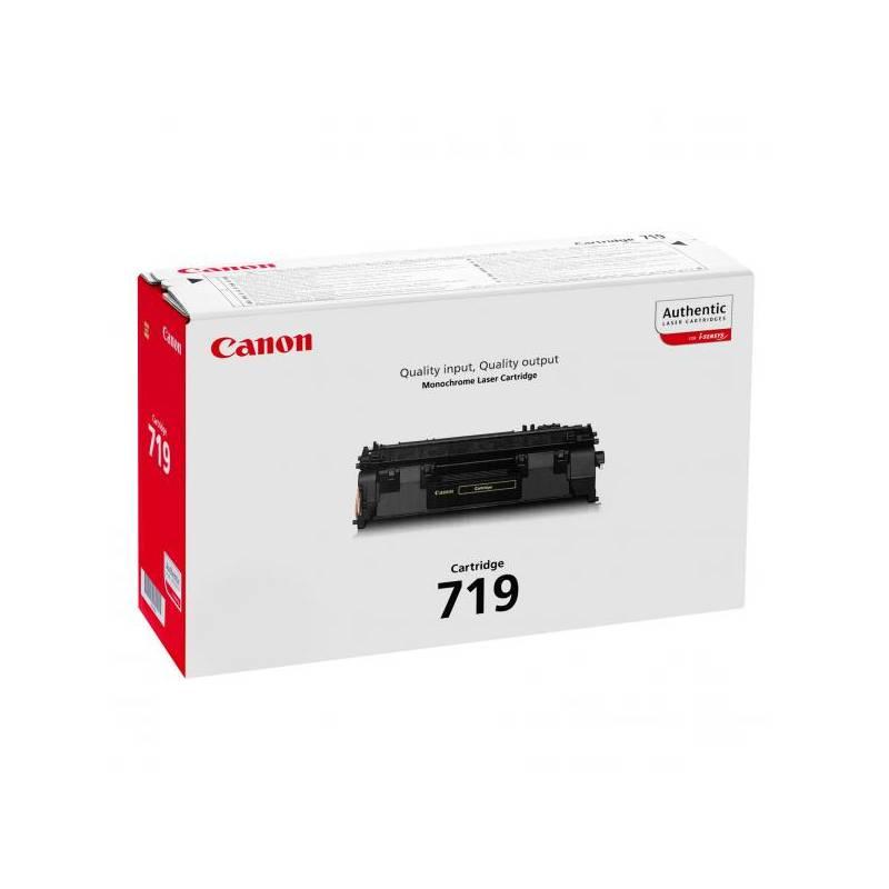 Toner Canon CRG-719, 2,1K stran - originální (3479B002) čierny