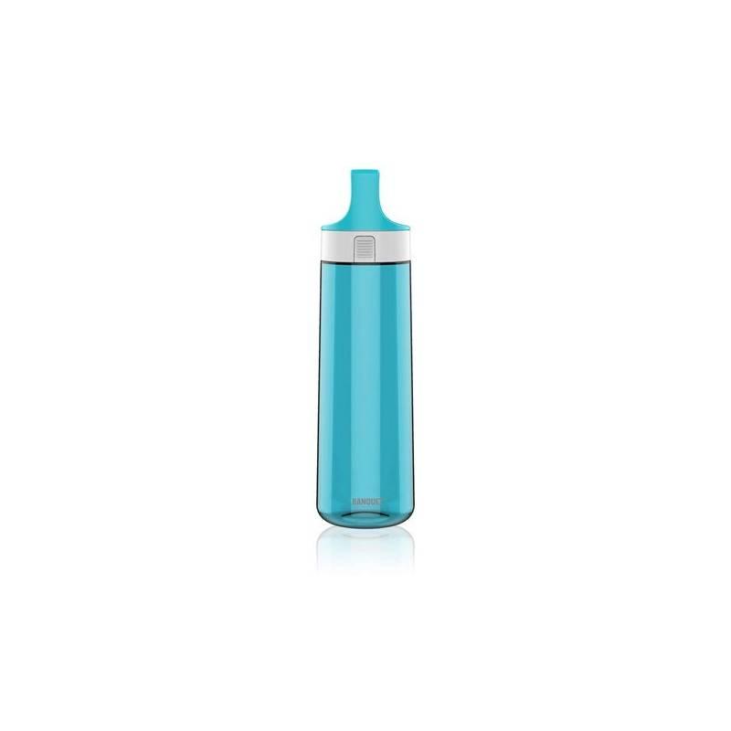 Flaška na pitie BANQUET Avanza 0,76 l tyrkysová farba