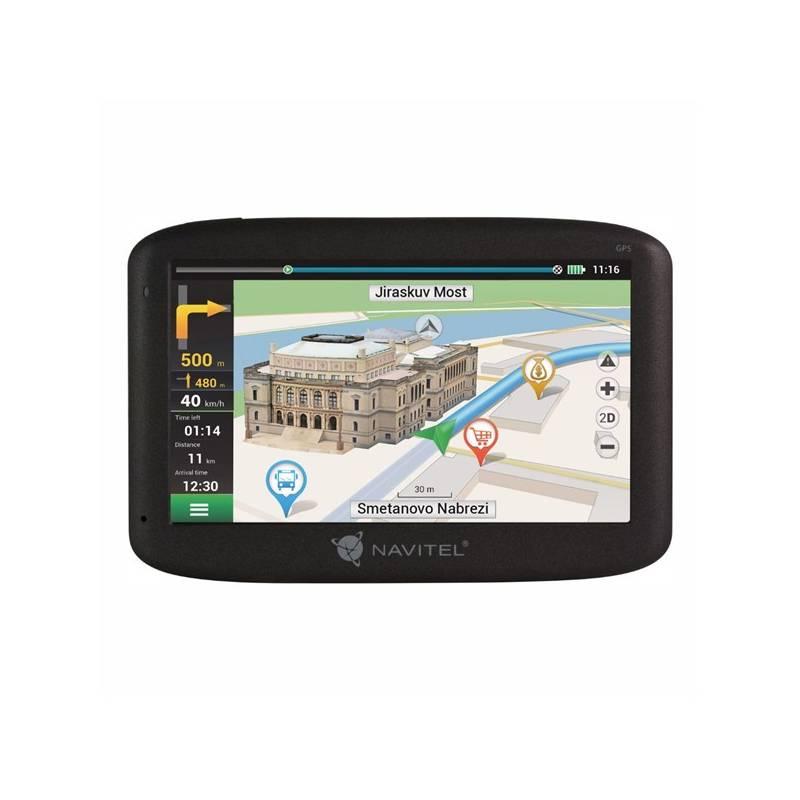 Navigačný systém GPS Navitel MS400 (8594181740197) čierna