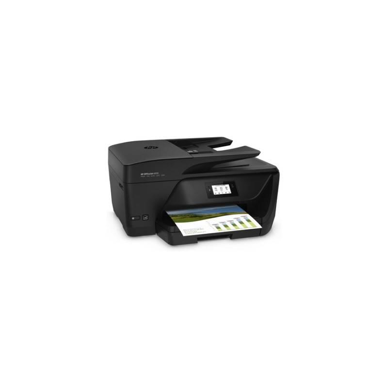Tlačiareň multifunkčná HP Officejet 6950 (P4C78A#625) čierny