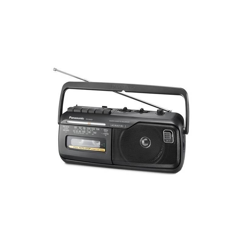 Rádioprijímač Panasonic RX-M40DE-K čierny