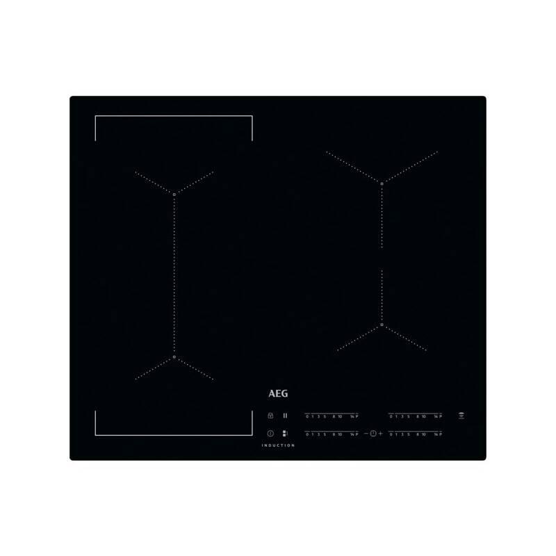 Indukčná varná doska AEG Mastery IKE64441IB čierna + Doprava zadarmo