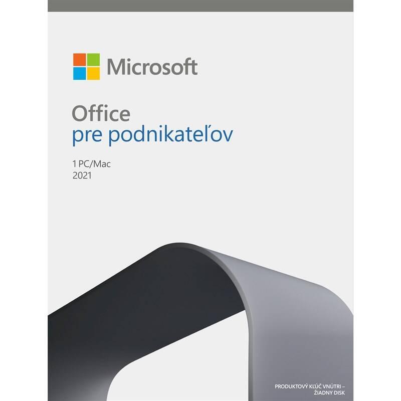 Software Microsoft Office 2021 pre domácnosti a podnikateľov SK (T5D-03548)