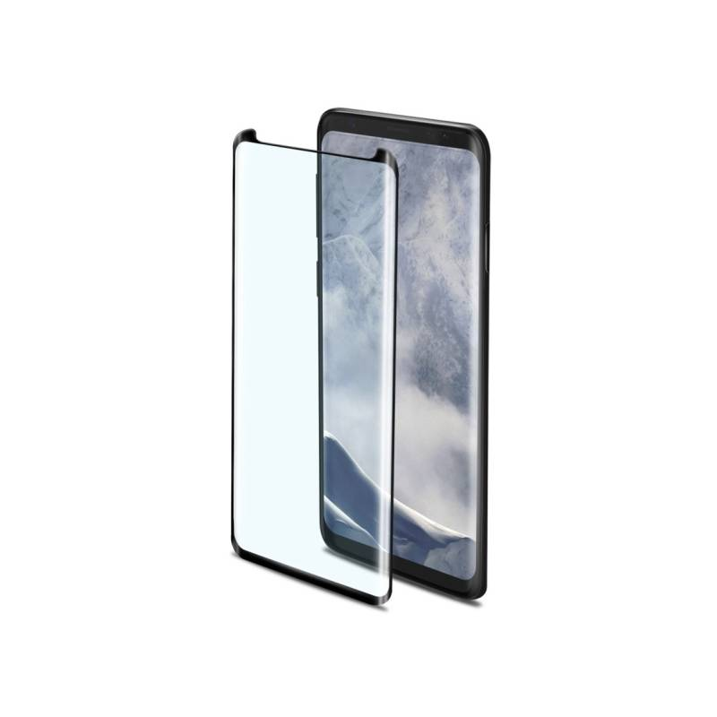 Ochranné sklo Celly 3D pro Samsung Galaxy S9 Plus (3DGLASS791BK) čierne