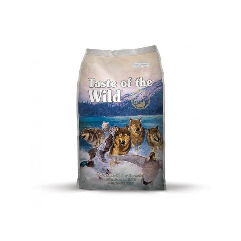 Granuly Taste of the Wild Wetlands Wild Fowl 12,2 kg + Doprava zadarmo