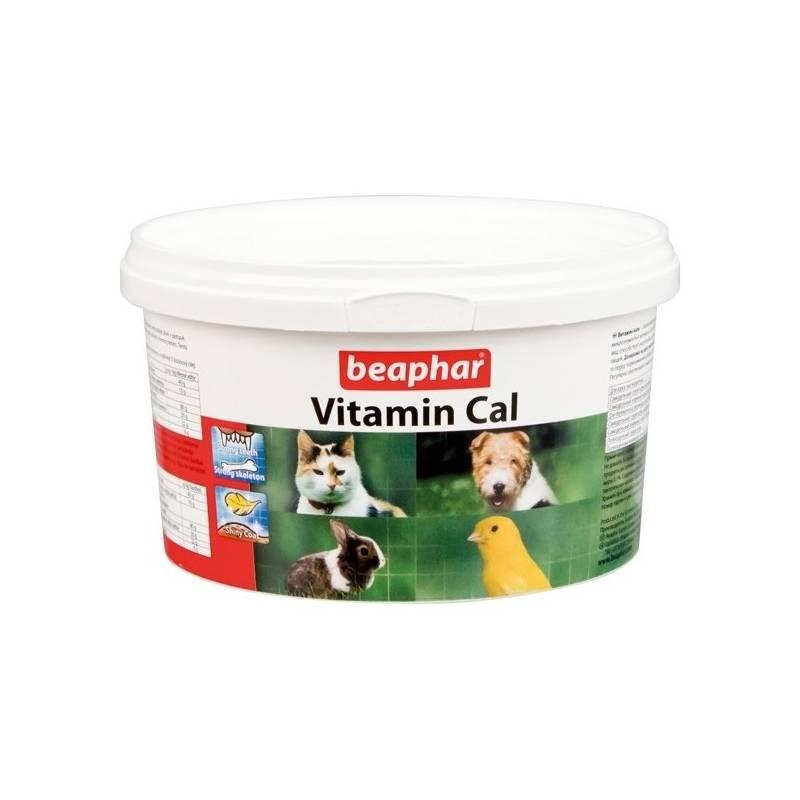 Prášok Beaphar Vitamin Cal 250 g