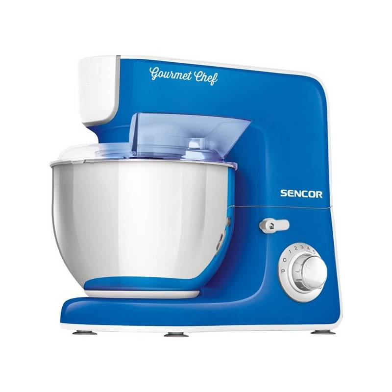 Kuchynský robot Sencor STM 3772BL modrý + Doprava zadarmo