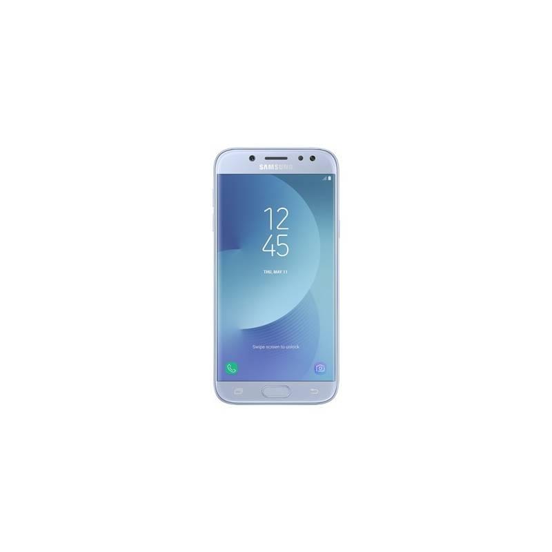 Mobilný telefón Samsung Galaxy J5 2017 (J530F) (SM-J530FZSDETL) strieborný Software F-Secure SAFE, 3 zařízení / 6 měsíců (zdarma) + Doprava zadarmo
