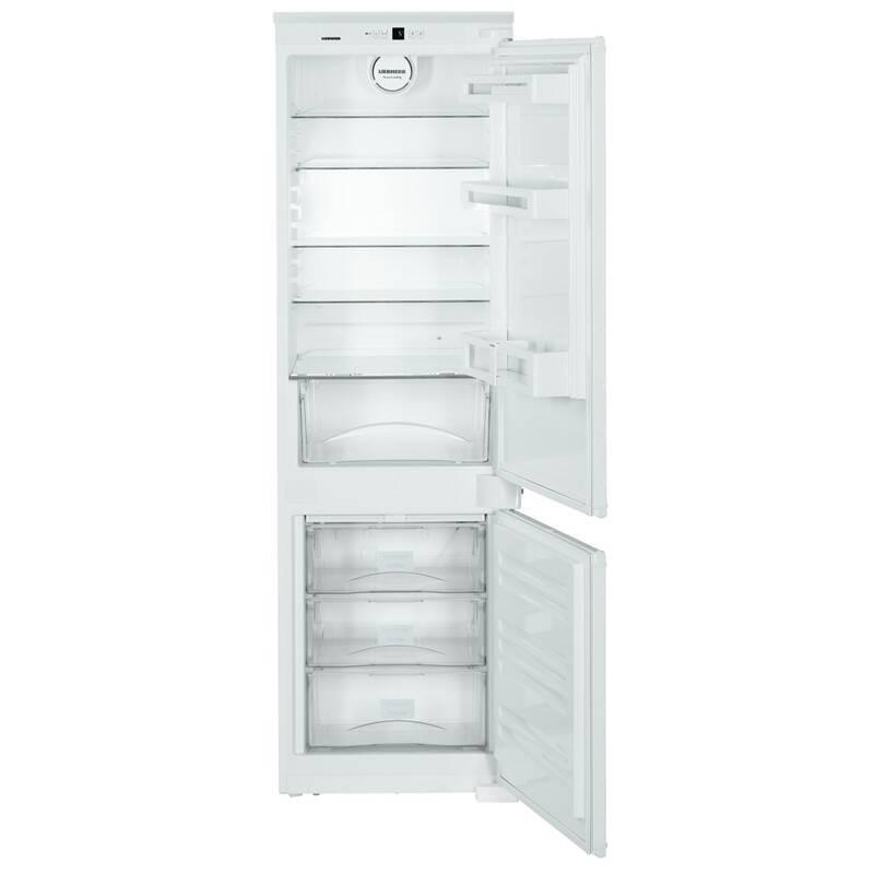 Vstavaná chladnička s mrazničkou Liebherr ICUNS 3324 biele + Doprava zadarmo