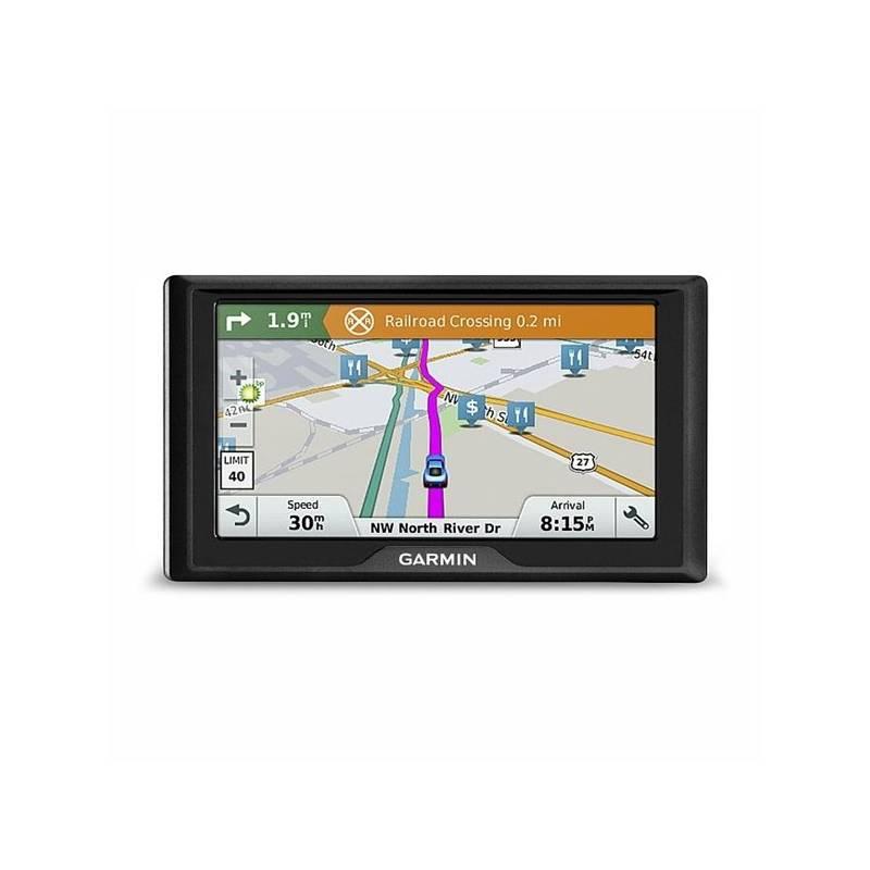 Navigační systém GPS Garmin Drive 61S Lifetime Europe45 (010-01679-17) černá
