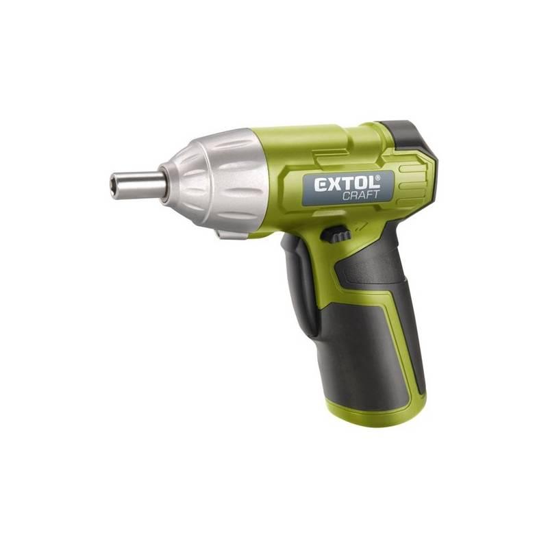 Aku skrutkovač EXTOL Craft 3,6 V