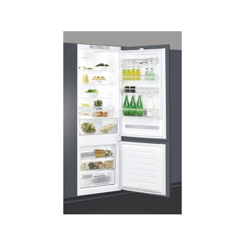 Kombinácia chladničky s mrazničkou Whirlpool SP40 800 EU + Doprava zadarmo
